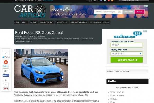 CarArticles.co.uk